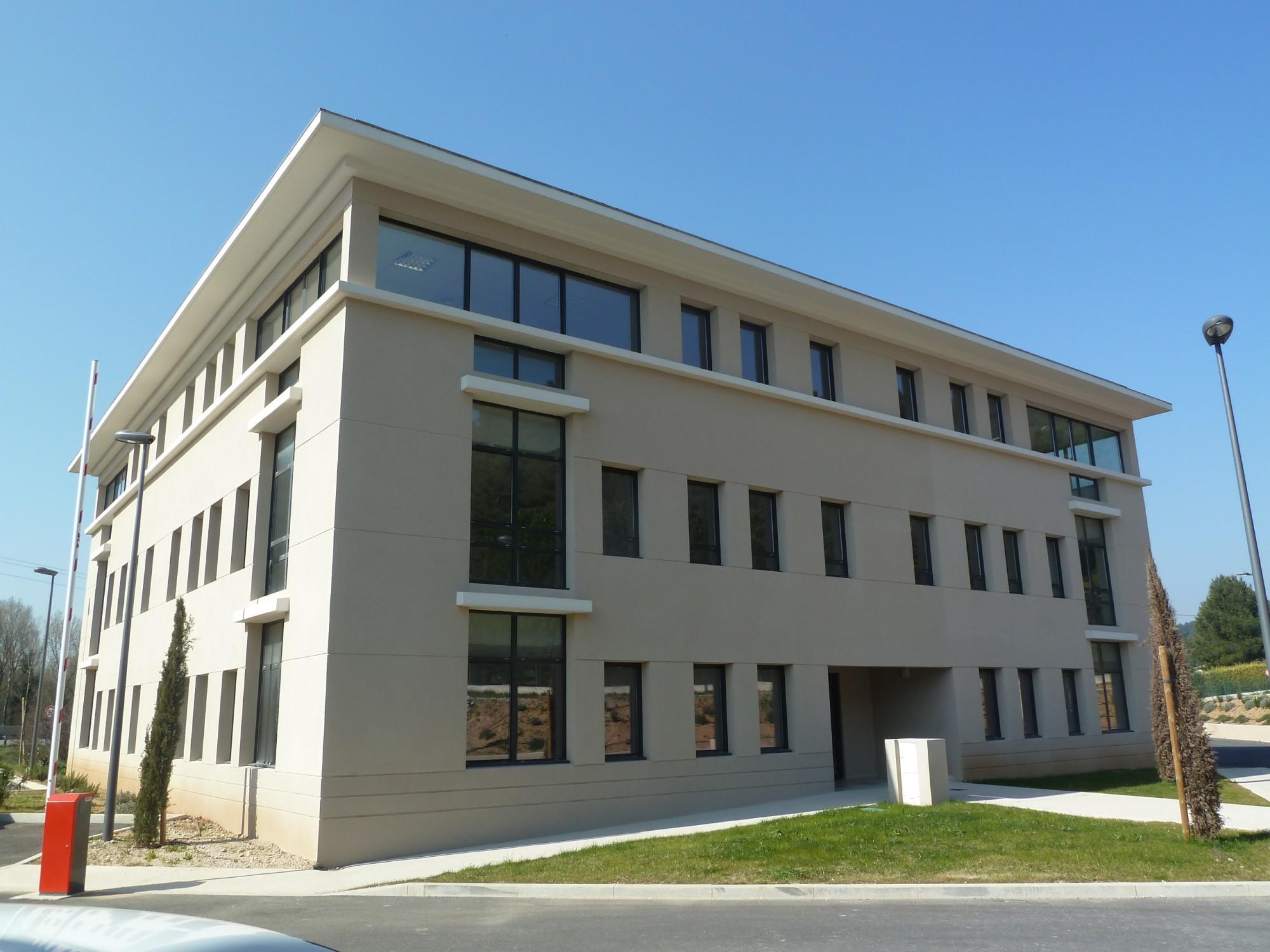 Bureaux Châteauneuf le Rouge